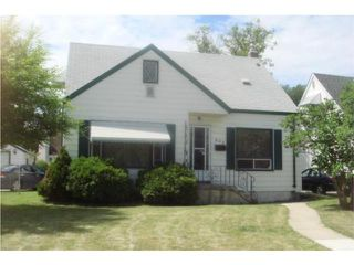 Photo 1: 202 CONWAY Street in WINNIPEG: St James Residential for sale (West Winnipeg)  : MLS®# 1012152