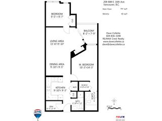 """Photo 10: 208 688 E 16TH Avenue in Vancouver: Fraser VE Condo for sale in """"VINTAGE EAST SIDE"""" (Vancouver East)  : MLS®# V850110"""