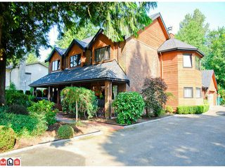 "Main Photo: 20563 95A Avenue in Langley: Walnut Grove House for sale in ""Walnut Grove"" : MLS®# F1100754"