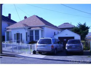 Photo 1: 812 Russell Street in VICTORIA: VW Victoria West Single Family Detached for sale (Victoria West)  : MLS®# 265121