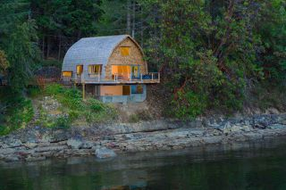 Photo 1: 21455 PORLIER PASS Road: Galiano Island House for sale (Islands-Van. & Gulf)  : MLS®# R2391023