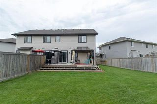 Photo 24: 17385 8A AV SW in Edmonton: Zone 56 House Half Duplex for sale : MLS®# E4167826