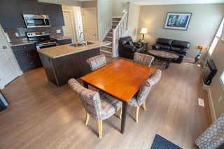 Photo 5: 17385 8A AV SW in Edmonton: Zone 56 House Half Duplex for sale : MLS®# E4167826