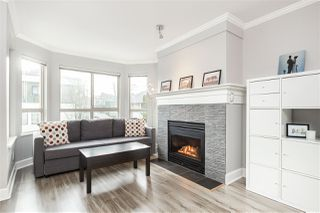 "Photo 3: 207 3615 W 17TH Avenue in Vancouver: Dunbar Condo for sale in ""Pacific Terrace"" (Vancouver West)  : MLS®# R2426507"