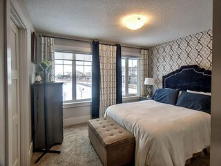 Photo 11: 3403 Cameron Heights Cove in Edmonton: Zone 20 Attached Home for sale : MLS®# E4187126