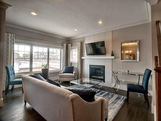 Photo 6: 3403 Cameron Heights Cove in Edmonton: Zone 20 Attached Home for sale : MLS®# E4187126