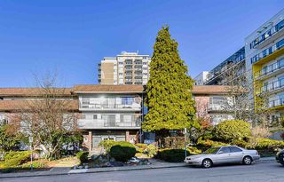 "Main Photo: 108 815 FOURTH Avenue in New Westminster: Uptown NW Condo for sale in ""NORFOLKHOUSE"" : MLS®# R2439442"