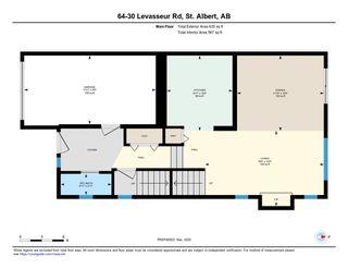 Photo 26: 64 30 LEVASSEUR Road: St. Albert Townhouse for sale : MLS®# E4190576