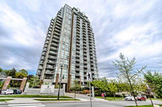 """Photo 2: 2002 271 FRANCIS Way in New Westminster: Fraserview NW Condo for sale in """"PARKSIDE"""" : MLS®# R2468666"""