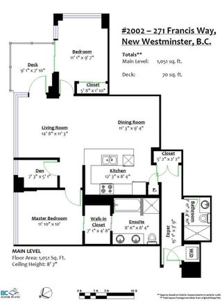 """Photo 23: 2002 271 FRANCIS Way in New Westminster: Fraserview NW Condo for sale in """"PARKSIDE"""" : MLS®# R2468666"""