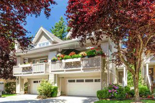 """Photo 1: 61 2588 152 Street in Surrey: King George Corridor Townhouse for sale in """"Woodgrove"""" (South Surrey White Rock)  : MLS®# R2480790"""