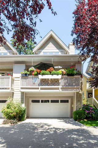 """Photo 36: 61 2588 152 Street in Surrey: King George Corridor Townhouse for sale in """"Woodgrove"""" (South Surrey White Rock)  : MLS®# R2480790"""