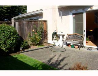 Photo 9: 2 10280 BRYSON Drive in Richmond: West Cambie Townhouse for sale : MLS®# V784515