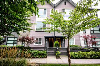 Main Photo: 56 2358 RANGER Lane in Port Coquitlam: Riverwood Townhouse for sale : MLS®# R2494936