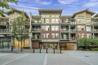 Photo 1: 419 101 Morrissey Rd, Port Moody in Port Moody: Condo for sale : MLS®# R2492199