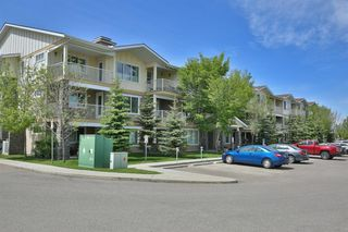 Photo 29: 1103 4 Kingsland Close SE: Airdrie Apartment for sale : MLS®# A1044769