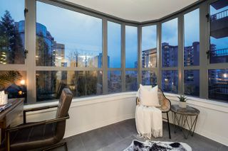 "Photo 17: 801 1265 BARCLAY Street in Vancouver: West End VW Condo for sale in ""The Dorchester"" (Vancouver West)  : MLS®# R2518947"