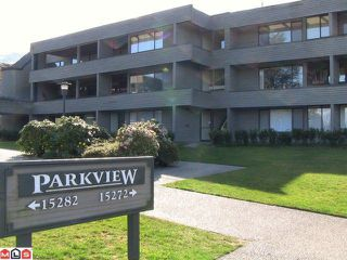 "Photo 2: 201 15272 19TH Avenue in Surrey: King George Corridor Condo for sale in ""BAKERVIEW PARK"" (South Surrey White Rock)  : MLS®# F1007989"