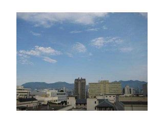 """Photo 3: 605 750 W 12TH Avenue in Vancouver: Fairview VW Condo for sale in """"TAPESTRY"""" (Vancouver West)  : MLS®# V820509"""