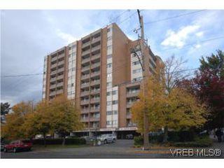 Main Photo: 407 1630 Quadra Street in VICTORIA: Vi Central Park Condo Apartment for sale (Victoria)  : MLS®# 276930