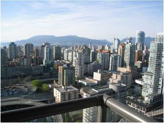 "Photo 2: 3007 501 PACIFIC Street in Vancouver: Downtown VW Condo for sale in ""THE 501"" (Vancouver West)  : MLS®# V823610"
