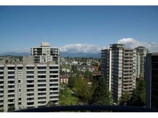"Photo 9: 1506 739 PRINCESS Street in New Westminster: Uptown NW Condo for sale in ""THE BERKLEY"" : MLS®# V825590"