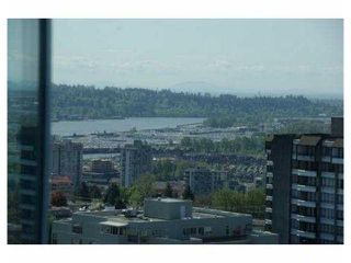 "Photo 2: 1506 739 PRINCESS Street in New Westminster: Uptown NW Condo for sale in ""THE BERKLEY"" : MLS®# V825590"