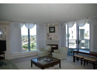 "Photo 4: 1506 739 PRINCESS Street in New Westminster: Uptown NW Condo for sale in ""THE BERKLEY"" : MLS®# V825590"