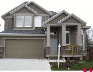 """Photo 1: 21073 84TH Avenue in Langley: Willoughby Heights House for sale in """"Yorkson"""" : MLS®# F2901083"""