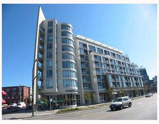 """Photo 1: 213 2055 YUKON Street in Vancouver: Mount Pleasant VW Condo for sale in """"THE MONTREAUX"""" (Vancouver West)  : MLS®# V754266"""