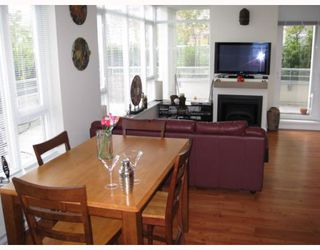 """Photo 2: 213 2055 YUKON Street in Vancouver: Mount Pleasant VW Condo for sale in """"THE MONTREAUX"""" (Vancouver West)  : MLS®# V754266"""