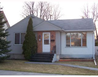 Photo 1: 559 BEAVERBROOK Street in WINNIPEG: River Heights / Tuxedo / Linden Woods Residential for sale (South Winnipeg)  : MLS®# 2907113