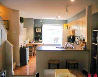 "Photo 3: 28 15233 34TH AV in Surrey: Morgan Creek Townhouse for sale in ""SUNDANCE"" (South Surrey White Rock)  : MLS®# F2520193"