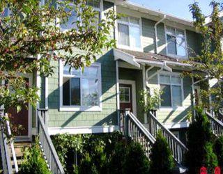 "Photo 1: 28 15233 34TH AV in Surrey: Morgan Creek Townhouse for sale in ""SUNDANCE"" (South Surrey White Rock)  : MLS®# F2520193"