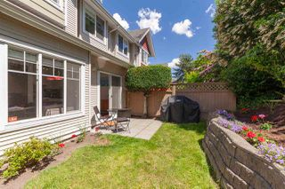 "Photo 1: 23 4711 BLAIR Drive in Richmond: West Cambie Townhouse for sale in ""SOMMERTON"" : MLS®# R2396363"