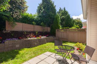 "Photo 17: 23 4711 BLAIR Drive in Richmond: West Cambie Townhouse for sale in ""SOMMERTON"" : MLS®# R2396363"