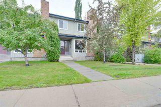 Main Photo: 11733 32A Avenue in Edmonton: Zone 16 Townhouse for sale : MLS®# E4173345
