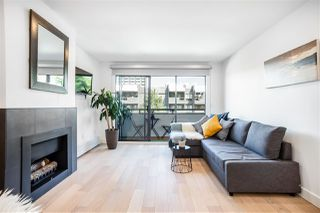"""Photo 8: 304 2935 SPRUCE Street in Vancouver: Fairview VW Condo for sale in """"LANDMARK CAESAR"""" (Vancouver West)  : MLS®# R2410908"""