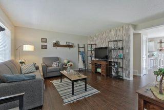 Photo 3: 3 9515 160 AV NW in Edmonton: Zone 28 Townhouse for sale : MLS®# E4166148