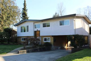 Photo 1: 1414 BARBERRY Drive in Port Coquitlam: Birchland Manor House for sale : MLS®# R2437103