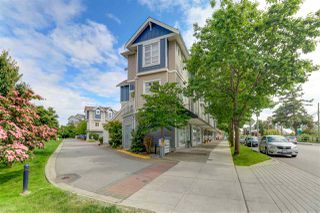 "Photo 1: 1 13028 NO. 2 Road in Richmond: Steveston South Townhouse for sale in ""WATERSIDE VILLAGE"" : MLS®# R2465182"
