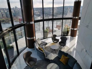 "Photo 32: 2616 89 NELSON Street in Vancouver: Yaletown Condo for sale in ""THE ARC"" (Vancouver West)  : MLS®# R2493016"