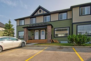 Main Photo: 1002 140 Sagewood Boulevard SW: Airdrie Row/Townhouse for sale : MLS®# A1034243