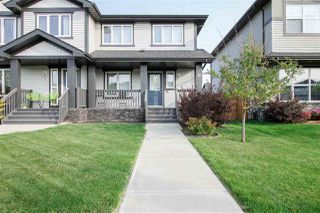 Photo 1: 20 ABBEY Road: Sherwood Park Attached Home for sale : MLS®# E4215195
