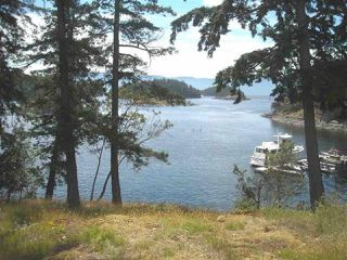 "Photo 1: Lot 11 PINEHAVEN Way in Garden Bay: Pender Harbour Egmont Land for sale in ""WHITAKERS WATERFRONT"" (Sunshine Coast)  : MLS®# R2501638"