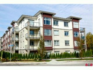 "Photo 1: 418 2943 NELSON Place in Abbotsford: Central Abbotsford Condo for sale in ""Edgebrook"" : MLS®# F1011955"