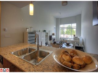 "Photo 3: 418 2943 NELSON Place in Abbotsford: Central Abbotsford Condo for sale in ""Edgebrook"" : MLS®# F1011955"