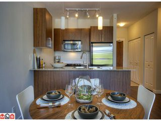 "Photo 9: 418 2943 NELSON Place in Abbotsford: Central Abbotsford Condo for sale in ""Edgebrook"" : MLS®# F1011955"