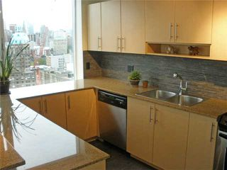 """Photo 5: 2701 550 TAYLOR Street in Vancouver: Downtown VW Condo for sale in """"TAYLOR"""" (Vancouver West)  : MLS®# V833375"""