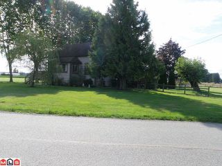 Photo 2: 6203 BELL Road in Abbotsford: Matsqui House for sale : MLS®# F1023718